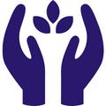 hands surrounding a flower representing massage